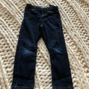 Boy Levi's performance 511 slim skinny jeans 5t